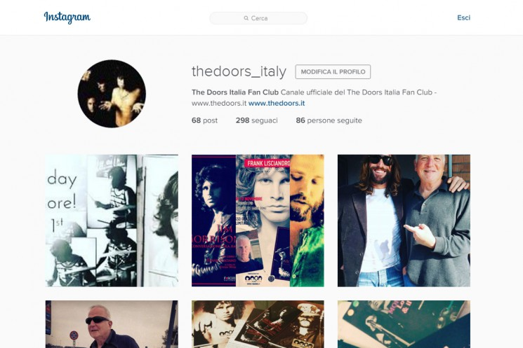 the doors instagram