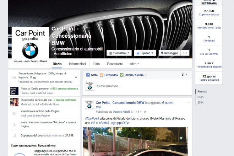 car point bmw facebook