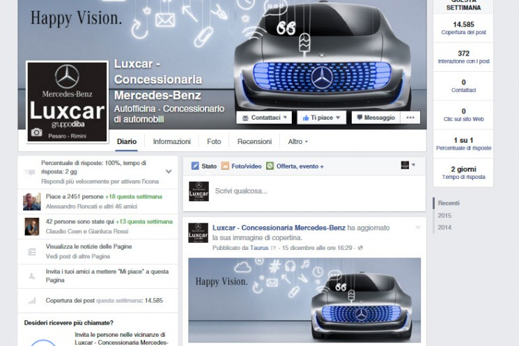 luxcar mercedes facbook